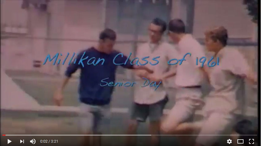 Senior Day Video